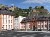 Der Dikasterialbau und der Marstall in Koblenz-Ehrenbreitstein
