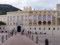 Panorama schloss monaco