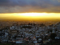 Panoramic of Granada from San Miguel Alto GM(1)