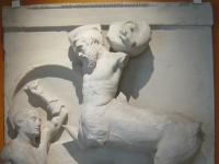 Parthenon centaur
