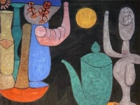 Paul Klee, Ohne Titel (Der Todesengel)