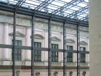 Deutsches Historisches Museum (Ansicht aus der Lobby auf das Zeughaus)