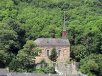 Die Pfarrkirche St. Menas in Koblenz-Stolzenfels