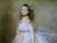 Pierre Auguste Renoir: Tänzerin (1874)