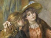Pierre-Auguste_Renoir_-_Portrait_de_deux_fillettes