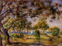 Pierre-Auguste Renoir: Île de Noirmoutier (1892)
