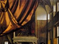Pieter De Hooch - Chambre du Conseil
