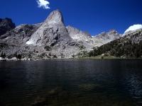 Pingora Peak and Lonesome Lake