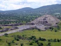 Mond-Pyramide, Teotihuacán, Méxiko