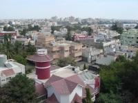 Porbandar skyline
