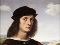 Portrait von Agnolo Doni