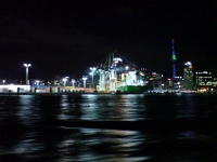 Ports of Auckland Night Operations