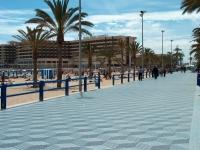Promenade von Alicante