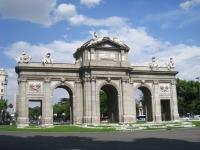 Puerta de Alcalá, Madrid - view 1