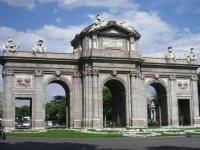 Puerta de Alcalá, Madrid - view 2