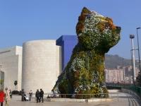 Puppy Koons Bilbao