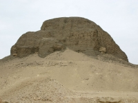 Pyramid at Lahun