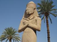 RamzesII Nefertari, Karnak, Egypt