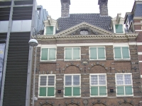 Rembrandt house - amsterdam nl