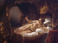 Rembrandt van Rijn - Danae 1636-1643