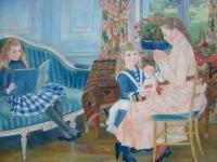 Renoir: Nachmittag der Kinder in Wargemont