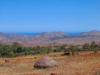 Rif-Berge, nahe Al Huceimas