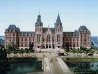 Rijksmuseum Amsterdam ca 1895