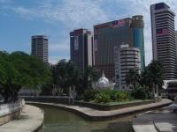 Kuala Lumpur, Kanäle