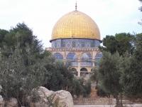 Al-Aqsa-Moschee auf dem Felsendom, Jerusalem