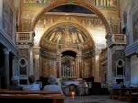 Roma_Santa_Prasede_BW_1
