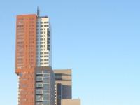 Rotterdam: Montevideo Tower