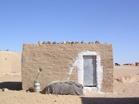 Saharawi_refugee_dwelling_in_Smara_camp,_Algeria