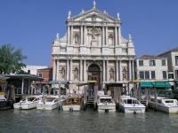 Scalzi Kirche Venedig