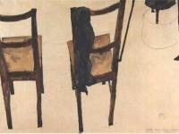 Schiele - Kunst kann nicht modern sein Kunst ist urewig - 1912