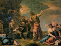 Sebastiano Ricci - A Recusa de Arquimedes