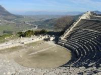 Segesta, Teatro greco (2)