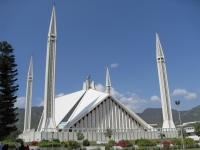 Shah Faisal Masjid, Islamabad
