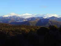 Sierra Nevada from Llano de la Perniz Granada 3
