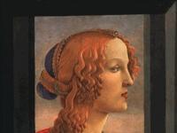 Sandro Botticelli: Simonetta Vespucci (um 1480-85)