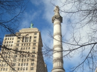 Soldiers and Sailors Monument, Buffalo, NY - IMG 3723