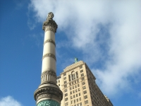 Soldiers and Sailors Monument, Buffalo, NY - IMG 3729
