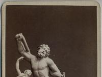 Sommer,_Giorgio_(1834-1914)_-_n._109_-_Statuina-souvenir_del_Lacoonte