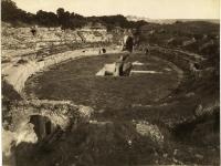 Sommer, Giorgio (1834-1914) - n. 2639 - Siracusa - Anfiteatro