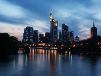 Sonnenuntergang_Frankfurt