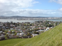 South Auckland City From Mangere Mountain I