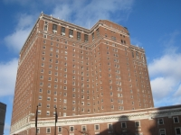Statler Hotel (back side), Buffalo, NY - IMG 3743