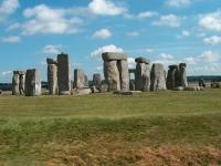 Der Steinkreis von Stonehenge, England