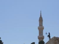 Suleiman mosque Knight Rhodes