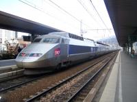 TGV Annecy-Paris: Halt in Aix-les-Bains