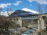 TGV Duplex Bourg-St-Maurice